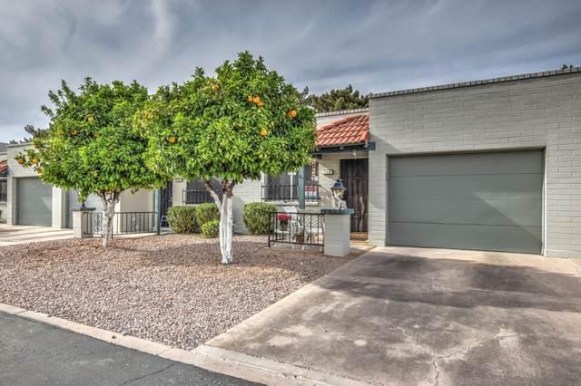 4328 E Capri Avenue #158, Mesa, AZ 85206 (MLS #6220281) :: Sheli Stoddart Team | M.A.Z. Realty Professionals