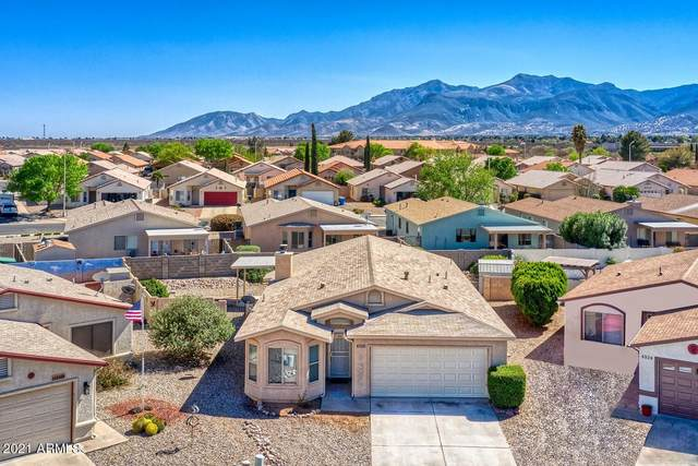 4526 Territorial Loop, Sierra Vista, AZ 85635 (MLS #6220306) :: Yost Realty Group at RE/MAX Casa Grande