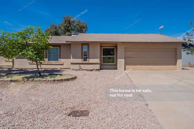 1854 S Rose Circle, Mesa, AZ 85204 (MLS #6220314) :: Yost Realty Group at RE/MAX Casa Grande
