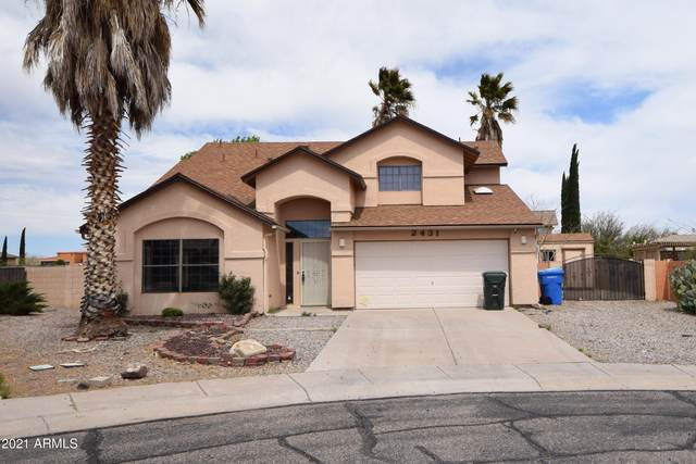2431 S Sun Crest Drive, Sierra Vista, AZ 85650 (MLS #6220317) :: BVO Luxury Group