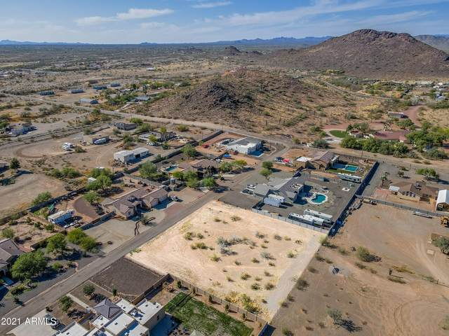 259xx N 150th Avenue, Surprise, AZ 85387 (MLS #6220321) :: Devor Real Estate Associates
