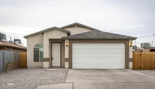 1740 W Sherman Street, Phoenix, AZ 85007 (MLS #6220349) :: The Newman Team