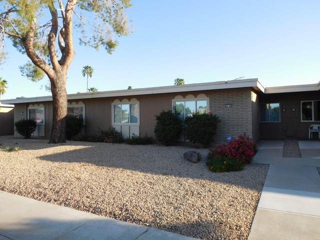 10162 W Hutton Drive, Sun City, AZ 85351 (MLS #6220353) :: Dave Fernandez Team | HomeSmart