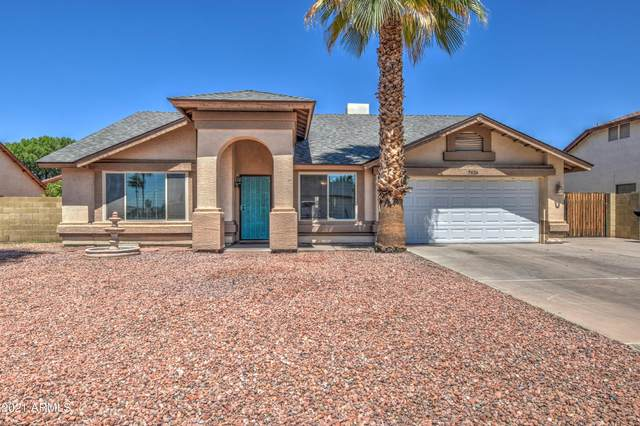 7826 W Yucca Street, Peoria, AZ 85345 (MLS #6220357) :: Yost Realty Group at RE/MAX Casa Grande