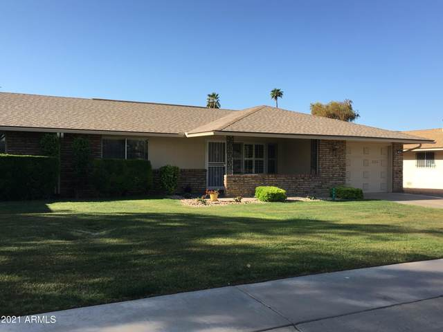 9407 Sandstone Drive, Sun City, AZ 85351 (MLS #6220370) :: My Home Group