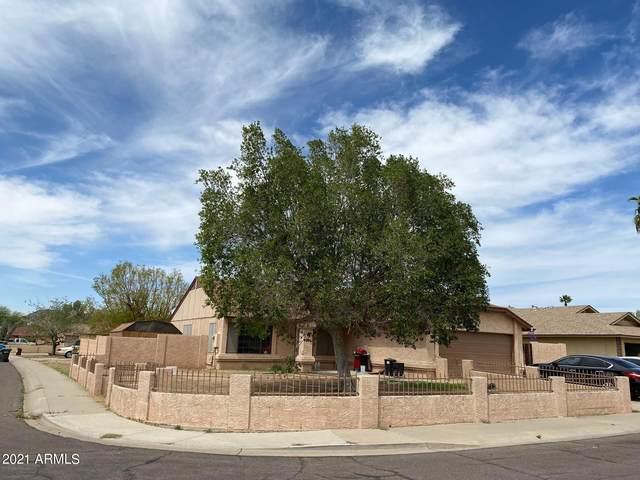 20806 N 31st Drive, Phoenix, AZ 85027 (MLS #6220416) :: BVO Luxury Group