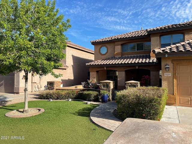 3444 E Wyatt Way, Gilbert, AZ 85297 (MLS #6220417) :: Arizona 1 Real Estate Team