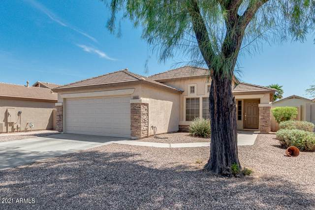 15021 N 133RD Lane, Surprise, AZ 85379 (MLS #6220419) :: BVO Luxury Group