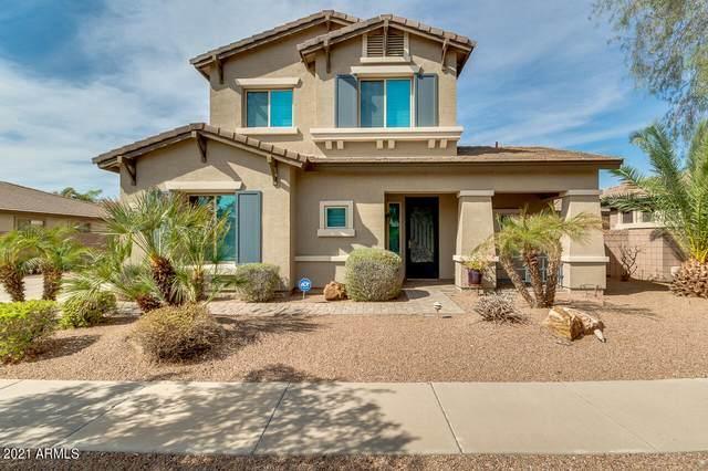276 W Swan Drive, Chandler, AZ 85286 (MLS #6220426) :: Yost Realty Group at RE/MAX Casa Grande