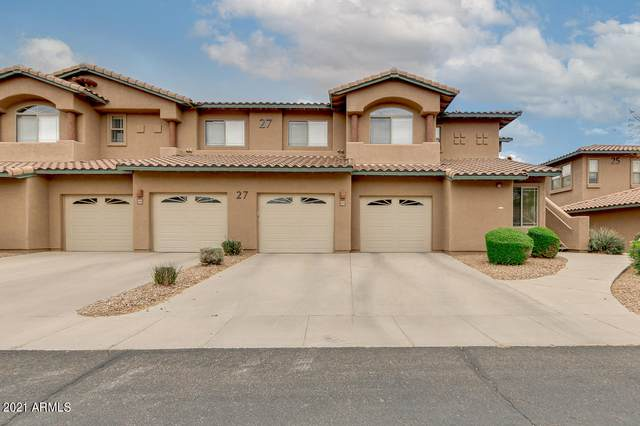 11500 E Cochise Drive #1053, Scottsdale, AZ 85259 (MLS #6220429) :: The Property Partners at eXp Realty