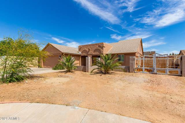 11815 N 78TH Avenue, Peoria, AZ 85345 (MLS #6220437) :: Keller Williams Realty Phoenix