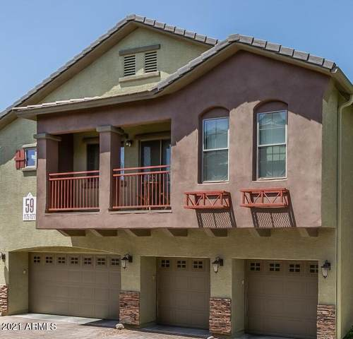 2150 E Bell Road #1176, Phoenix, AZ 85022 (MLS #6220441) :: Sheli Stoddart Team | M.A.Z. Realty Professionals