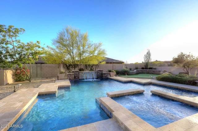 3917 E Patrick Lane, Phoenix, AZ 85050 (MLS #6220472) :: Yost Realty Group at RE/MAX Casa Grande