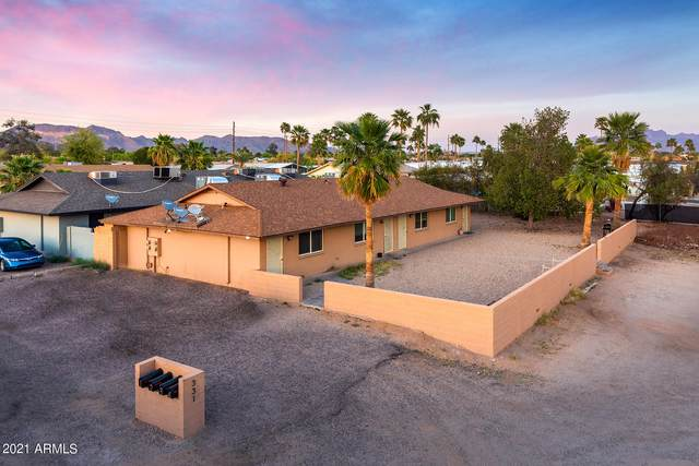 331 N 93RD Street, Mesa, AZ 85207 (MLS #6220481) :: Arizona Home Group