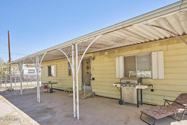 1421 S Warner Drive, Apache Junction, AZ 85120 (MLS #6220484) :: The Everest Team at eXp Realty