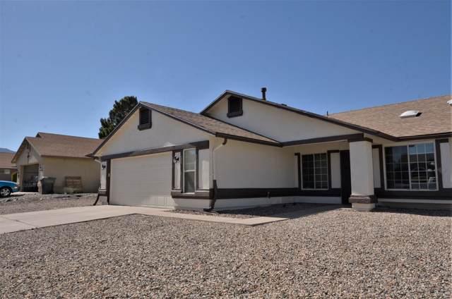 2601 Raven Drive, Sierra Vista, AZ 85650 (MLS #6220487) :: Arizona Home Group