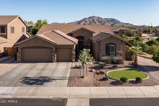 3835 E Jaguar Avenue, Gilbert, AZ 85298 (MLS #6220493) :: Klaus Team Real Estate Solutions