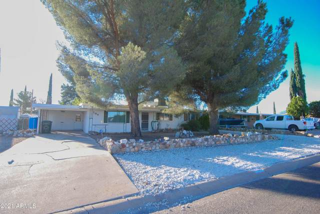 164 E Kayetan Drive, Sierra Vista, AZ 85635 (MLS #6220497) :: BVO Luxury Group
