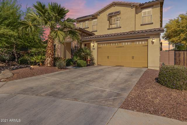 3153 S 185TH Drive, Goodyear, AZ 85338 (MLS #6220546) :: The Property Partners at eXp Realty