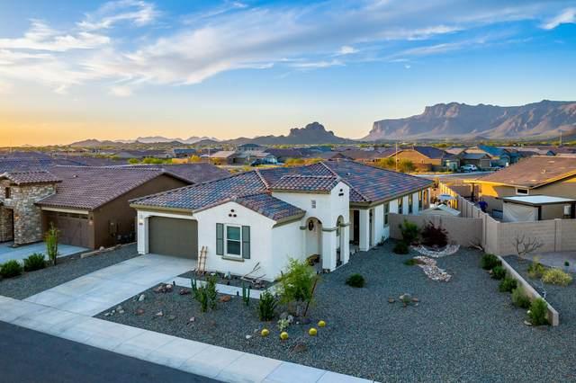 12666 E Crystal Forest, Gold Canyon, AZ 85118 (MLS #6220553) :: Yost Realty Group at RE/MAX Casa Grande