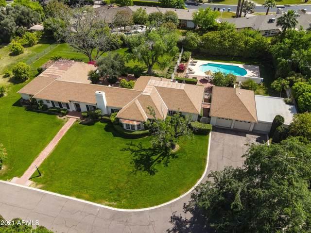 6120 N Central Avenue, Phoenix, AZ 85012 (MLS #6220555) :: Yost Realty Group at RE/MAX Casa Grande