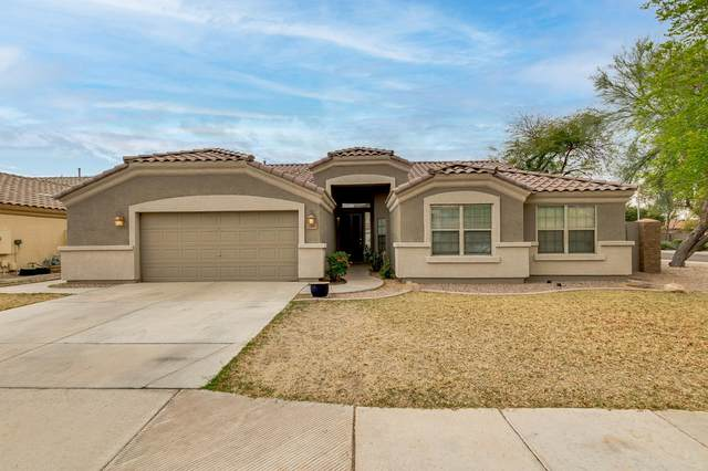 1165 W Mulberry Drive, Chandler, AZ 85286 (MLS #6220556) :: Arizona Home Group
