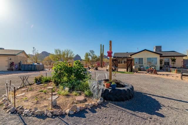 27012 N Ellsworth Road, Queen Creek, AZ 85142 (MLS #6220561) :: Executive Realty Advisors