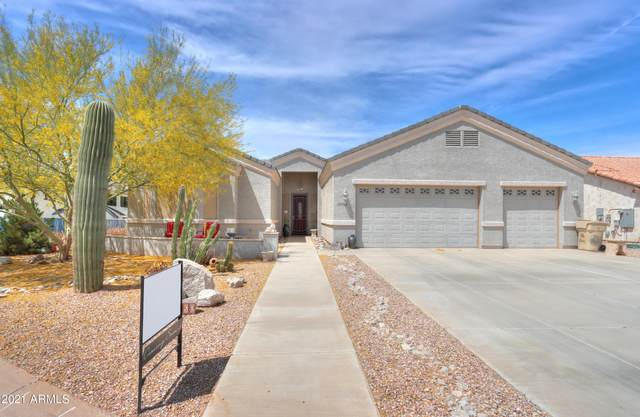 15550 S Tipton Place, Arizona City, AZ 85123 (MLS #6220565) :: West Desert Group | HomeSmart
