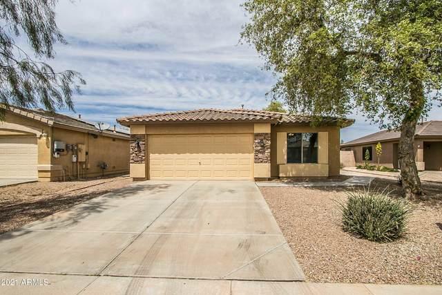 42304 W Oakland Drive, Maricopa, AZ 85138 (MLS #6220566) :: Yost Realty Group at RE/MAX Casa Grande