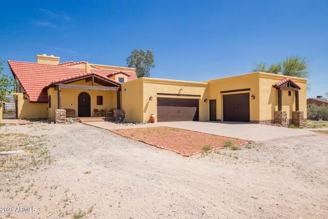 40121 N Echo Canyon Drive, Cave Creek, AZ 85331 (MLS #6220583) :: Keller Williams Realty Phoenix