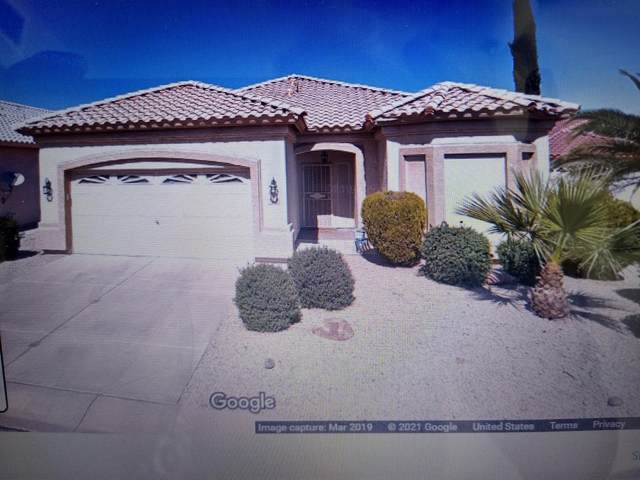 11672 W Agave Court, Surprise, AZ 85378 (MLS #6220584) :: Yost Realty Group at RE/MAX Casa Grande