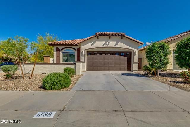 1738 W Satinwood Drive, Phoenix, AZ 85045 (MLS #6220587) :: Yost Realty Group at RE/MAX Casa Grande