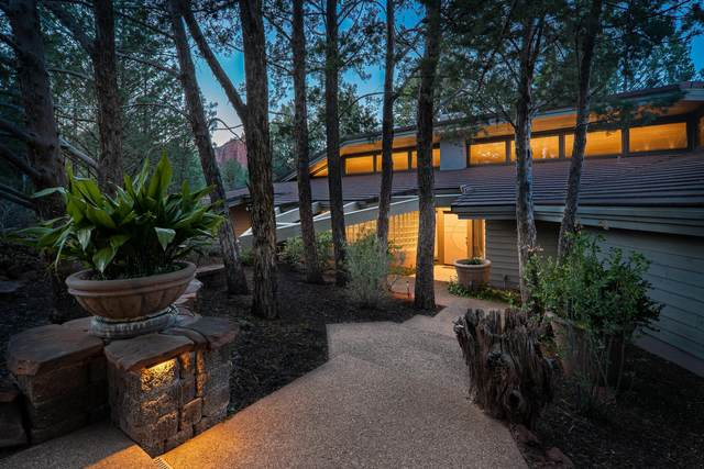 25 Northern Shadows Lane, Sedona, AZ 86336 (MLS #6220620) :: The Copa Team | The Maricopa Real Estate Company