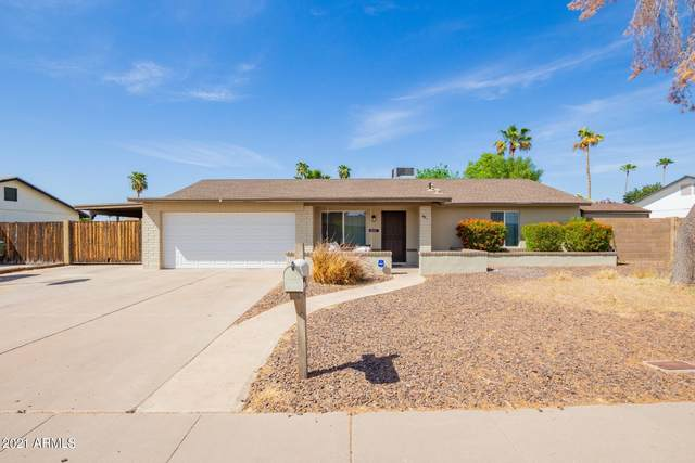 4802 W Windrose Drive, Glendale, AZ 85304 (MLS #6220643) :: The Riddle Group