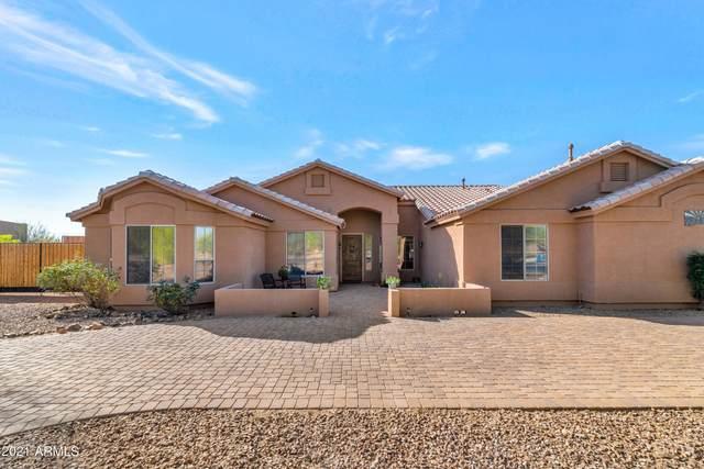 735 E Tanya Trail, Phoenix, AZ 85086 (MLS #6220644) :: Yost Realty Group at RE/MAX Casa Grande