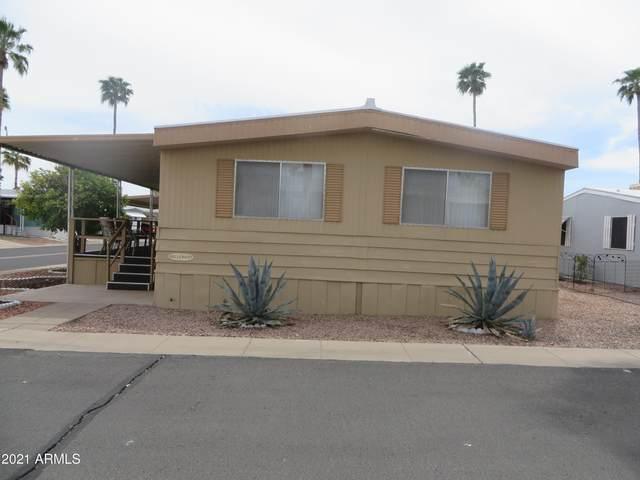 9501 E Broadway Road #32, Mesa, AZ 85208 (MLS #6220652) :: The Luna Team