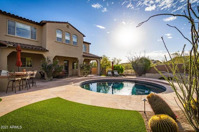 9312 E Mountain Spring Road, Scottsdale, AZ 85255 (MLS #6220658) :: The Carin Nguyen Team