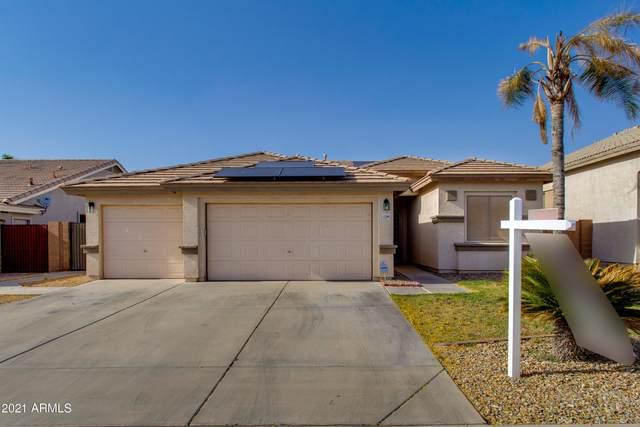 11194 W Monte Vista Road, Avondale, AZ 85392 (MLS #6220669) :: Devor Real Estate Associates