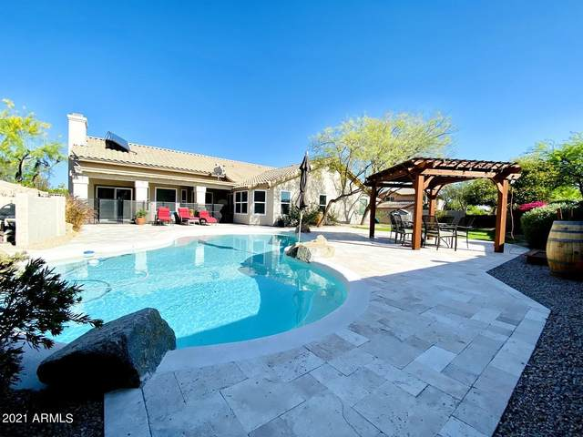 30620 N 46TH Street, Cave Creek, AZ 85331 (MLS #6220677) :: Keller Williams Realty Phoenix