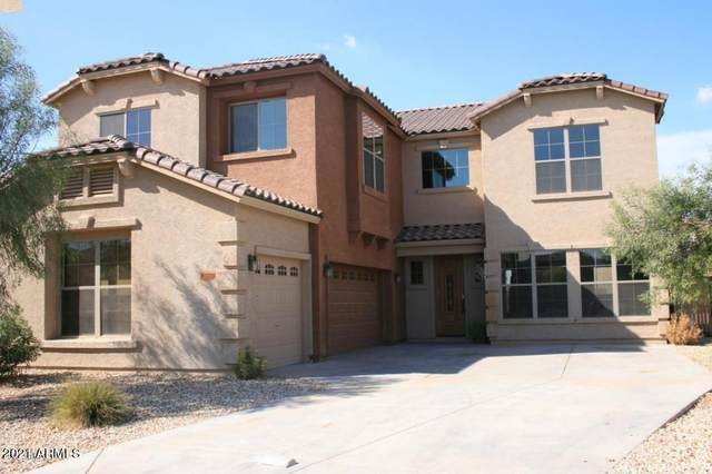 3827 S 101st Drive, Tolleson, AZ 85353 (MLS #6220683) :: Executive Realty Advisors