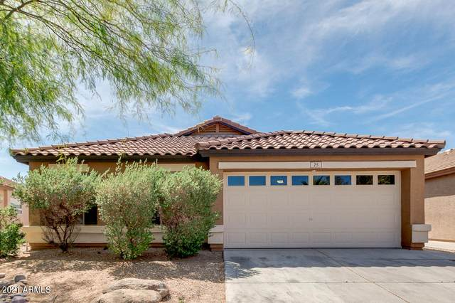 25 W Canyon Rock Road, San Tan Valley, AZ 85143 (MLS #6220684) :: Dijkstra & Co.