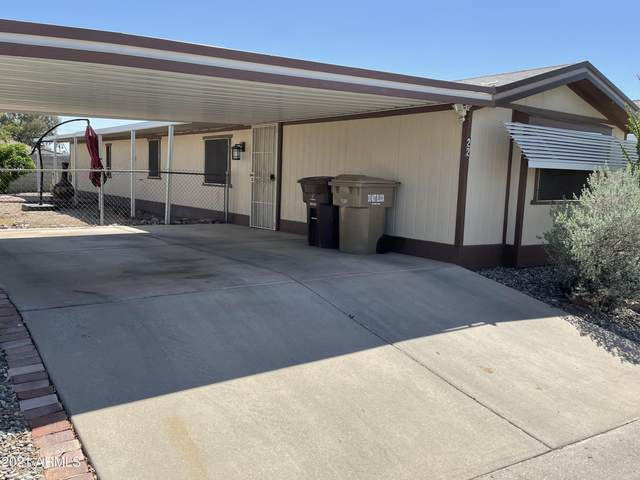 8601 N 103RD Avenue #22, Peoria, AZ 85345 (MLS #6220689) :: Keller Williams Realty Phoenix