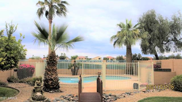 13622 W Desert Flower Drive, Goodyear, AZ 85395 (MLS #6220690) :: The Garcia Group