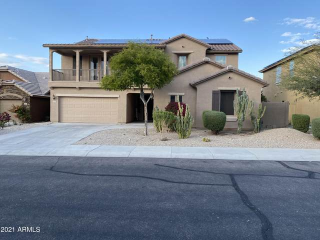 18160 W Wind Song Avenue, Goodyear, AZ 85338 (MLS #6220692) :: The Garcia Group