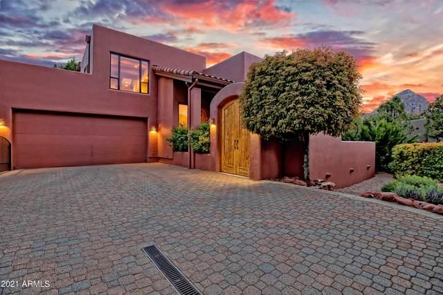 70 Calle Irena, Sedona, AZ 86336 (MLS #6220693) :: Keller Williams Realty Phoenix