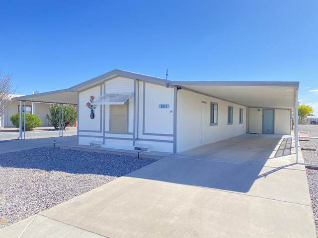 3813 N Minnesota Avenue, Florence, AZ 85132 (MLS #6220702) :: The Newman Team