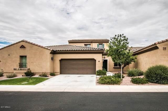 4700 S Fulton Ranch Boulevard #41, Chandler, AZ 85248 (MLS #6220711) :: Keller Williams Realty Phoenix