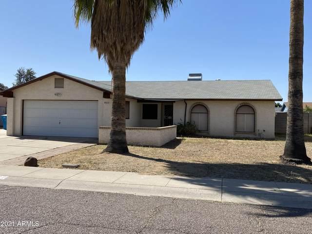 907 W Kristal Way, Phoenix, AZ 85027 (MLS #6220718) :: Executive Realty Advisors