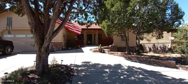 1204 N Alpine Heights Drive, Payson, AZ 85541 (MLS #6220747) :: neXGen Real Estate