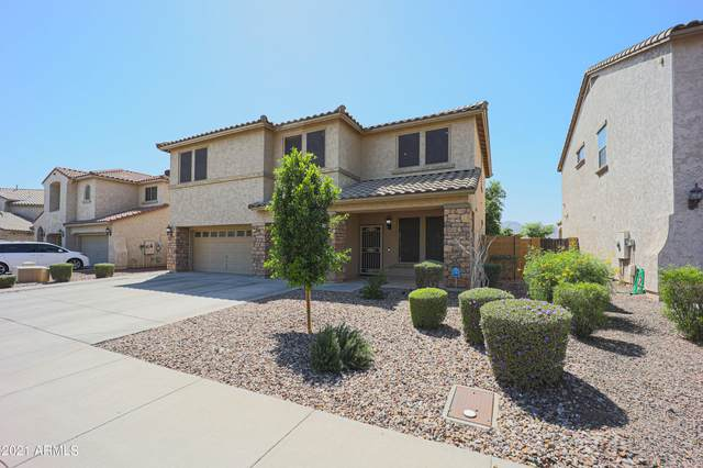 8812 N 182ND Lane, Waddell, AZ 85355 (MLS #6220752) :: Executive Realty Advisors